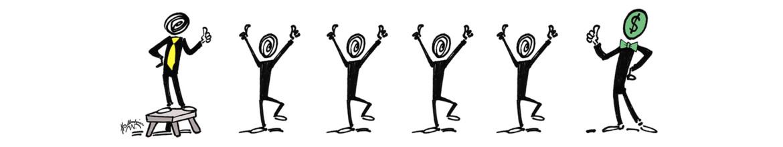 Slider 4 Führungswechsel – Reorganisation