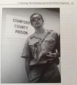 SPE Stanford Prison Wärter 1971