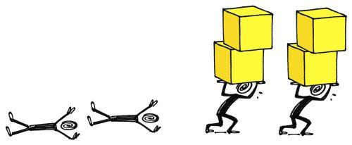 Je weniger Mitarbeiter, desto besser. Und wenn, dann noch die billigsten. Besser noch: auslagern. Kostenfokussierte Unternehmenskulturen machen auch vor Personalarbeit nicht halt.