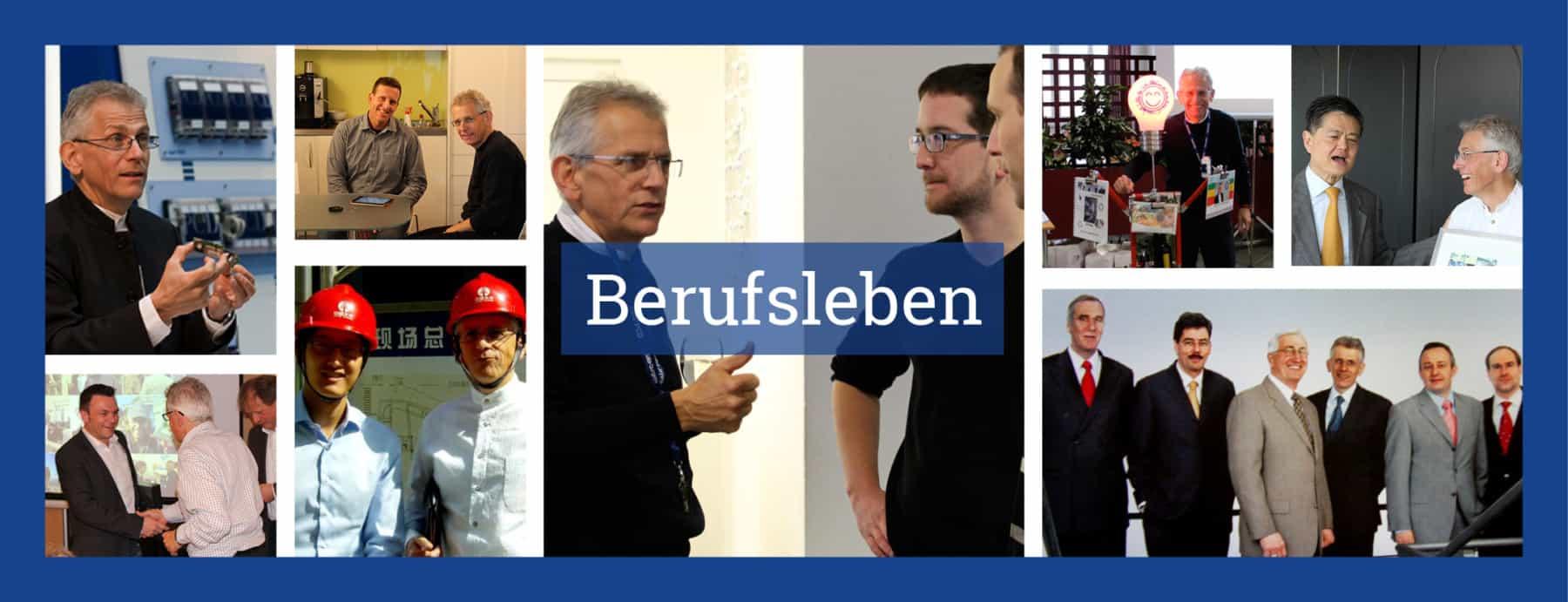 Unternehmensführung Jürgen Lauber