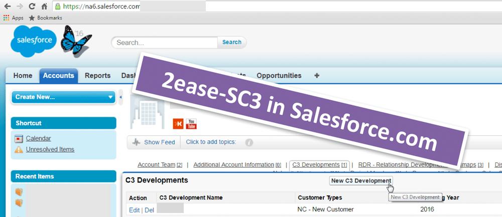 SC3 salesforce Vertriebsleiter