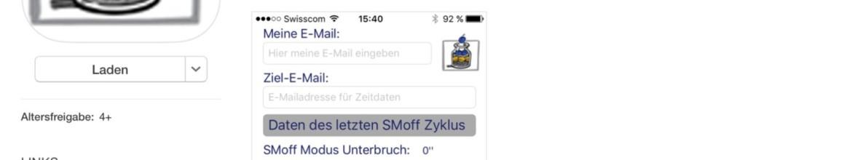SMoff App auf ITunes  | im App Store