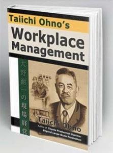 kaizen workshop taiichi ohno book