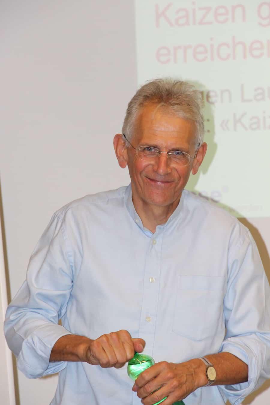 Kaizen Mentor Lauber Freude
