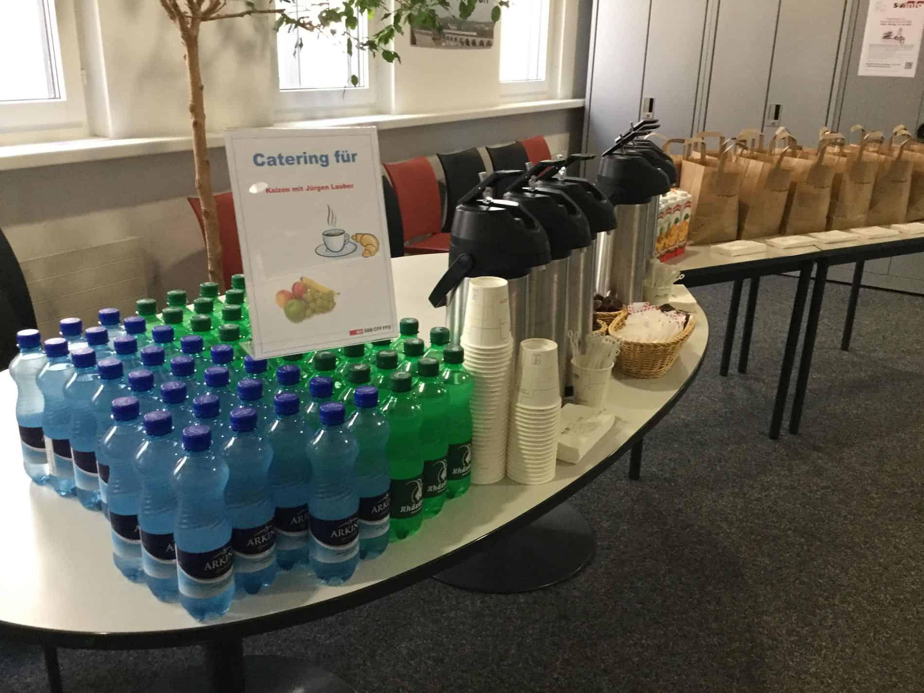 SBB Kaizen Mentor 15-6-2018 olten food