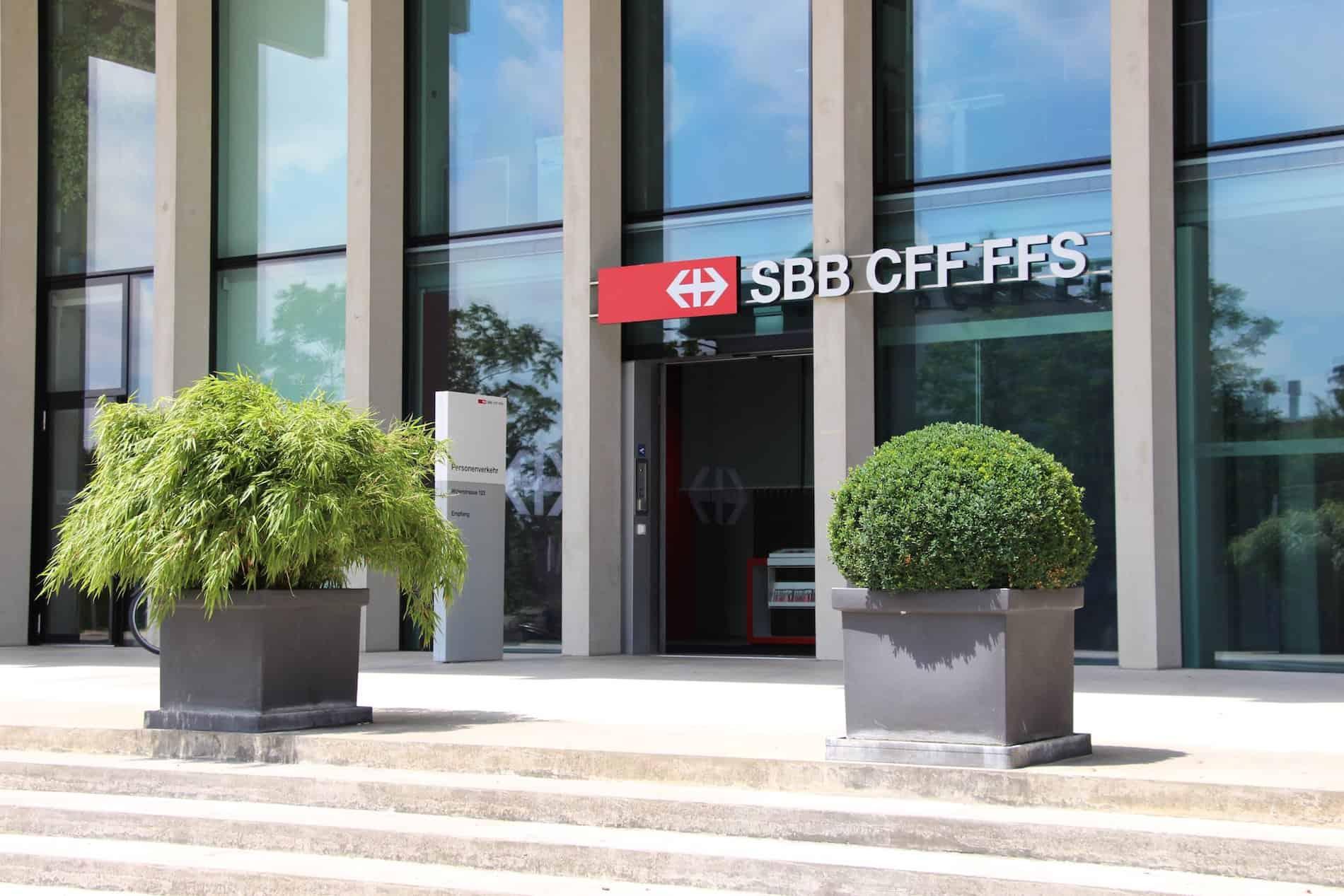 SBB Kaizen Workshops 2018 Bern Zentrale