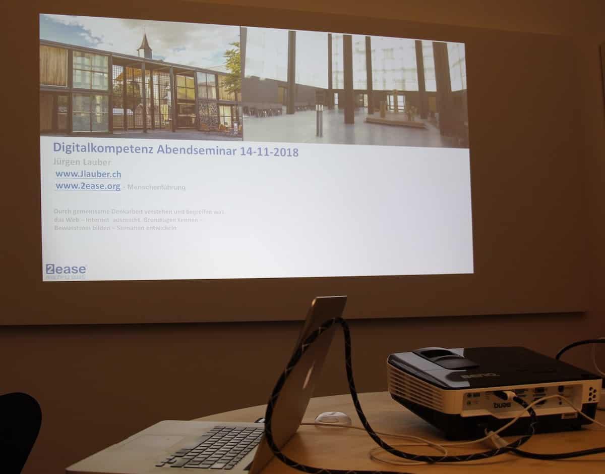 Digital Kompetenz digitales Marketing Seminar