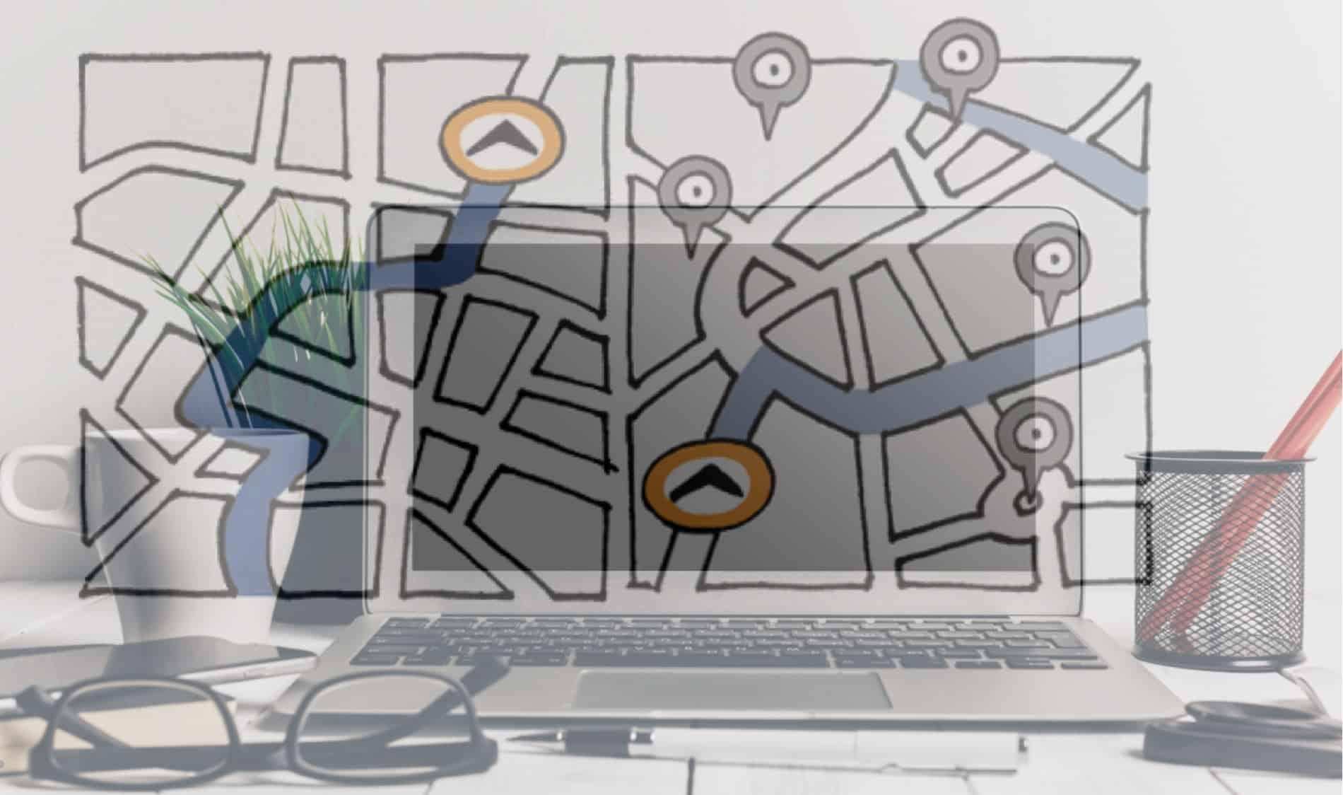 Bildschirmarbeit - Navigation 0219
