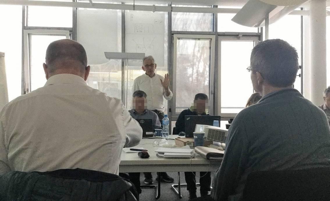 SBB Kaizen Selbstmanagement Workshop 18-3-2019
