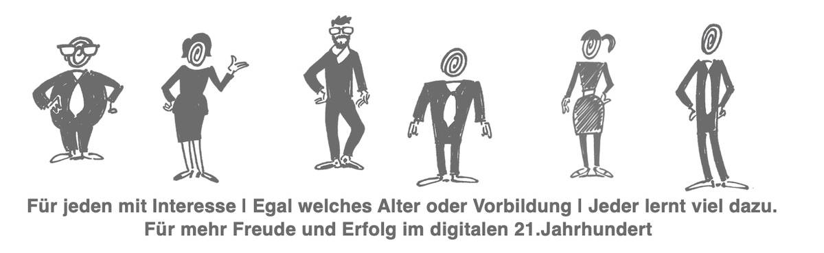 Digitalkompetenz Seminare - Workshops für Jedermann