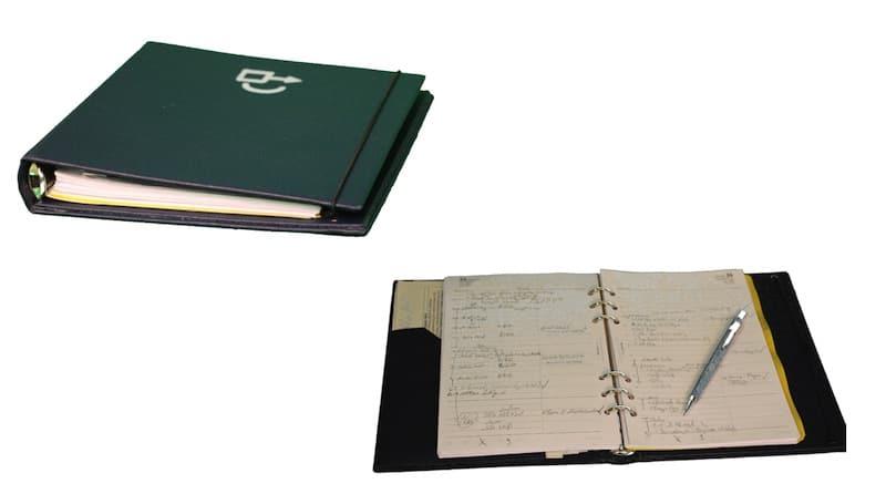Selbstmanagement Hilfsmittel Snotebooks 0419