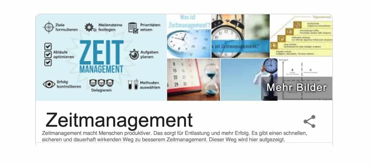Workshop Zeitmanagement verbessern Kopfbild 0419