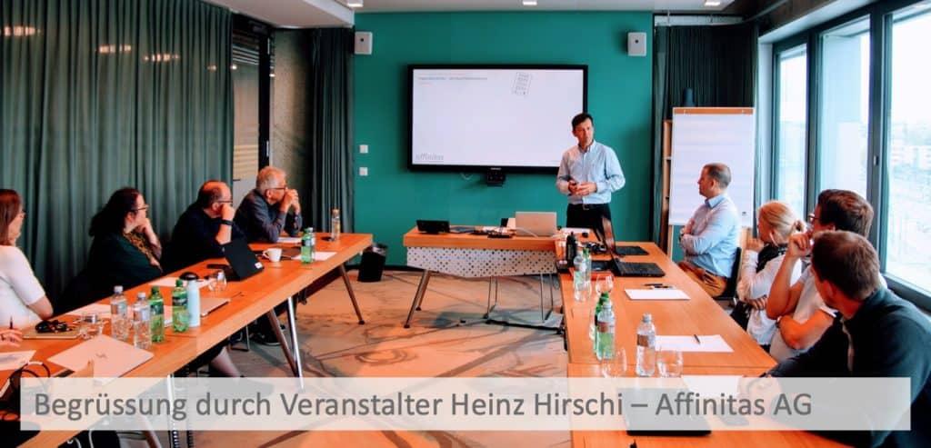 Heinz Hirschi Smart Selbstmanagement Start Welle7