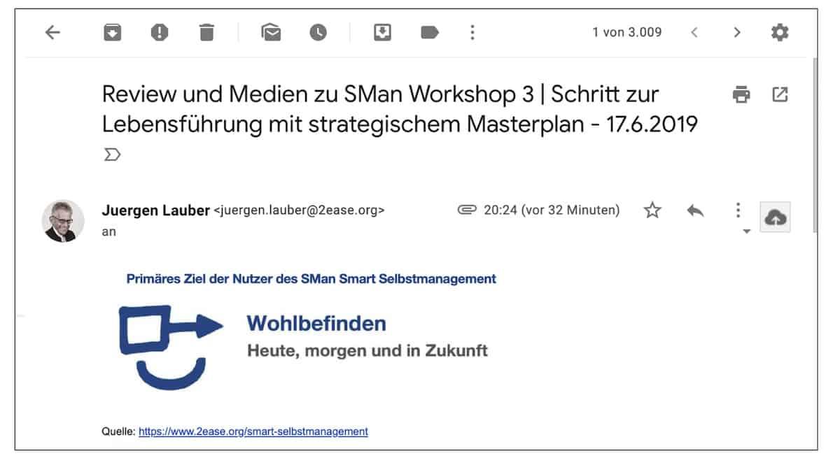 SBB Sman Kurs Abschluss Mail