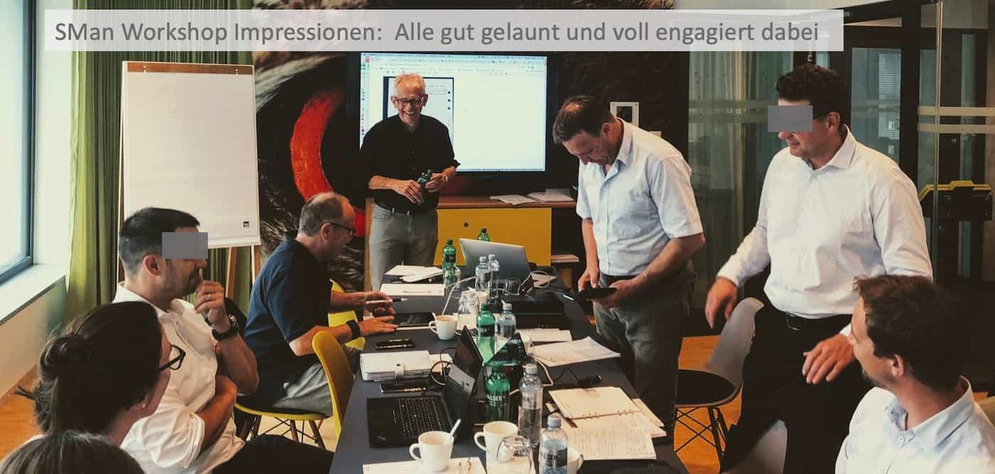 Top Selbstmanagement Kurs Stimmung Affinitras Bern 01619