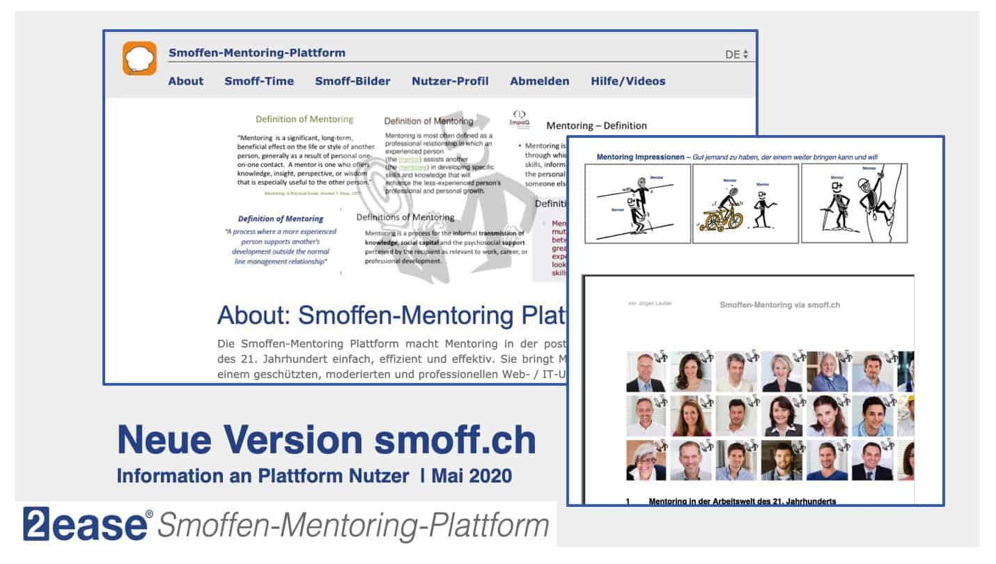 Mentor-Mentee Plattform News Titelbild