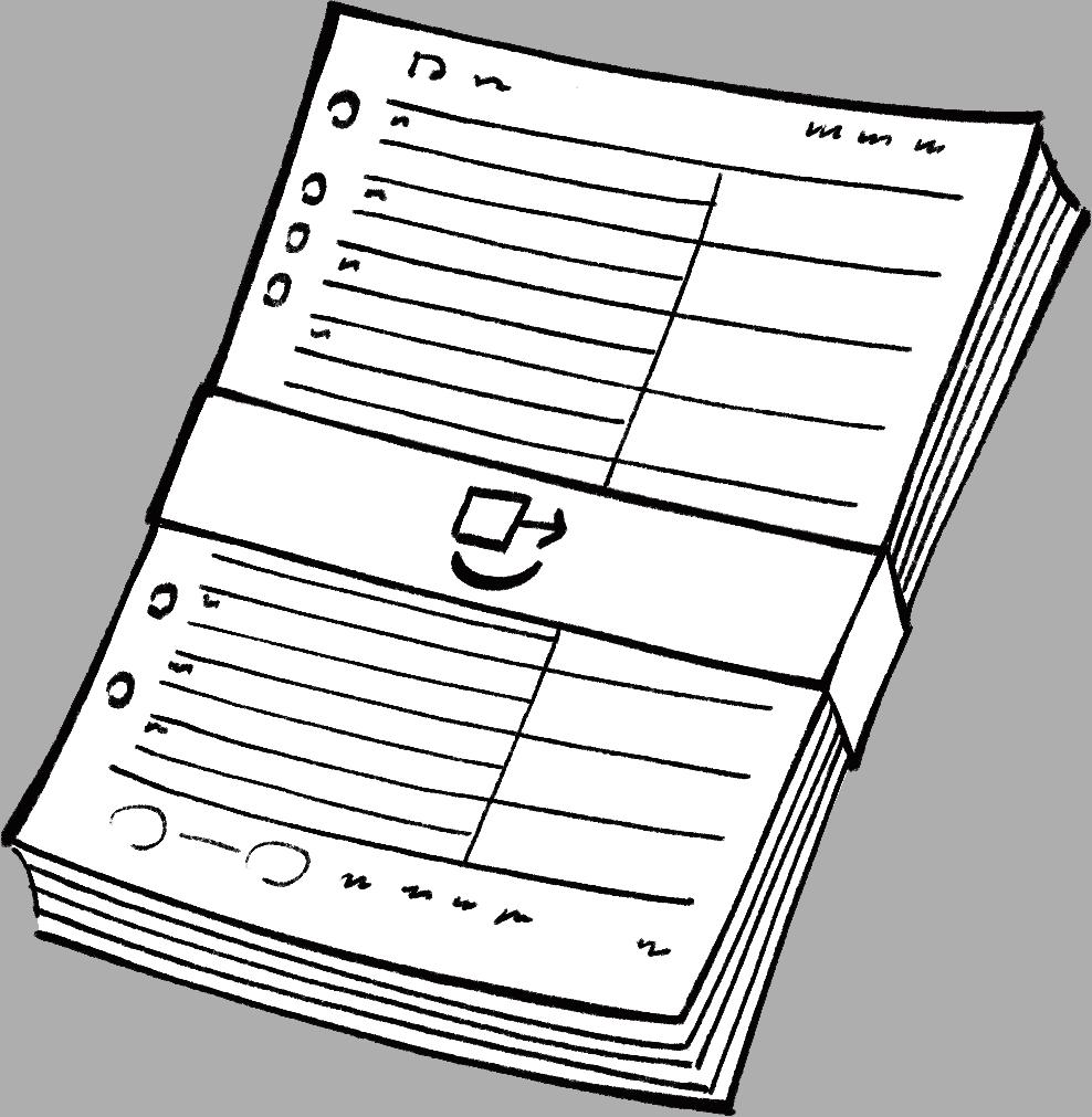 2ease SMan Planungsblätter Paket